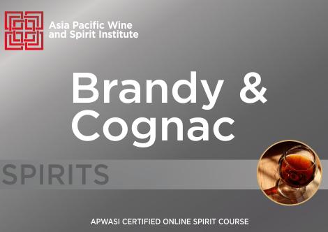 APWASI Certified Brandy and Cognac Online Course