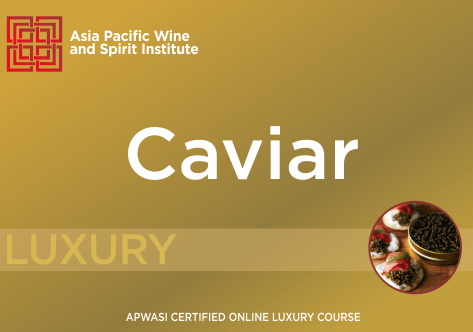 APWASI Certified Caviar Online Course