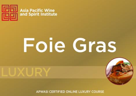 APWASI Certified Foie Gras Online Course