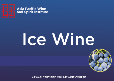 APWASI Certified Ice Wine Online Course