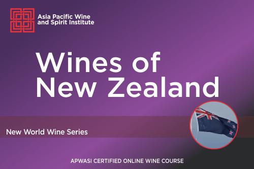 APWASI Certified Wines of New Zealand
