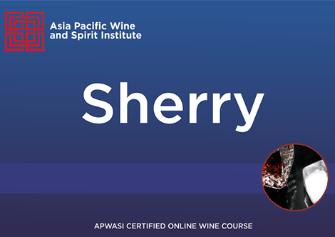 APWASI Certified Online Sherry Course