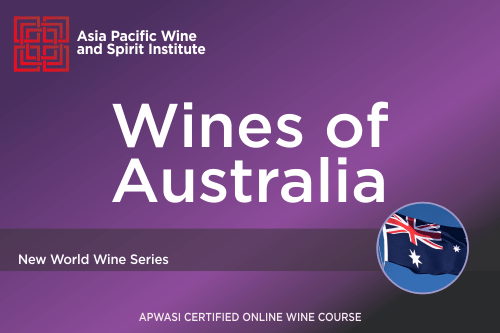 APWASI Certified Wines of Australia Course