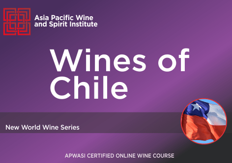 APWASI Certified Wines of Chile Online Course