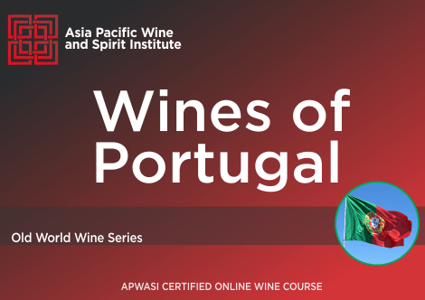 APWASI Certified Wines of Portugal Online Course