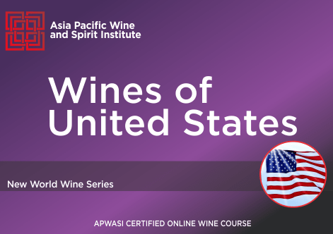 APWASI Certified Wines of USA Online Course