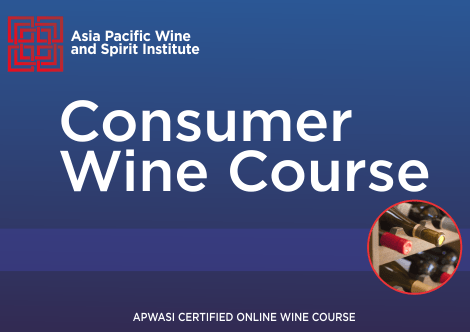 APWASI Certified Consumer Wine Course