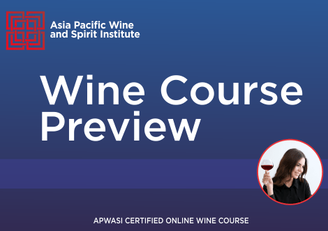 APWASI Wine Preview Kurs